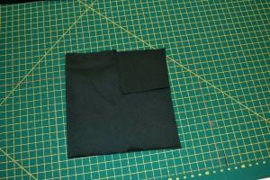 Schritt 1 - Tasche annähen
