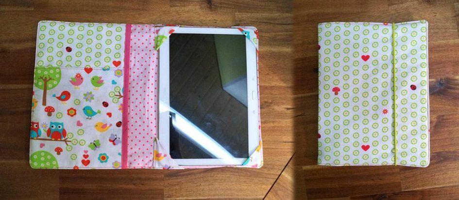 wie n ht man eine tablet h lle n hanleitung. Black Bedroom Furniture Sets. Home Design Ideas