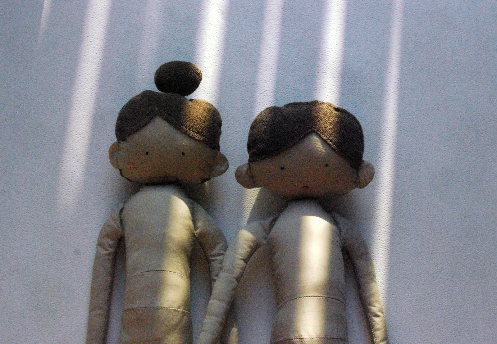 Bild21 - Kuscheltiere / Kuschelpuppen Pitt und Lola